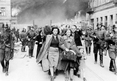 Is the Holocaust about to happen again?